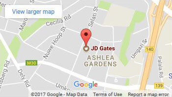 JD Gates Store Location